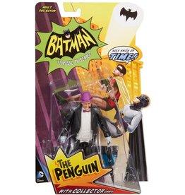 DC Comics Batman Classic TV Series The Penguin 6-Inch Action Figure