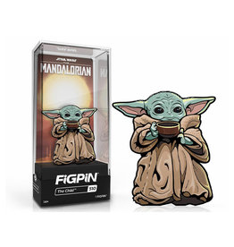 Figpin The Mandalorian FiGPiN # 510 The Child (With Soup)