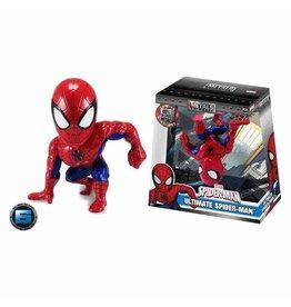 Jada Toys Marvel Spider-Man Metals 6 inch Action Figure - Ultimate Spider-Man