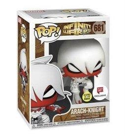 Funko Funko POP! Marvel Infinity Warps - Arach-Knight [GITD] Exclusive