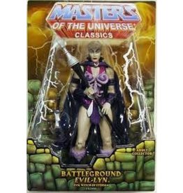 Mattle Masters Of The Universe Classics Battleground Evil-Lyn