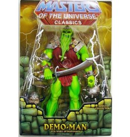 Mattle Masters of the Universe Classics Demo-Man
