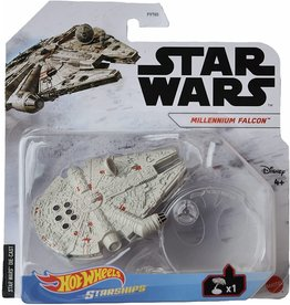 Hot Wheels Hot Wheels® Star Wars™ Starships™ Collection - Millenium Falcon