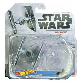 Hot Wheels Hot Wheels® Star Wars™ Starships™ Collection - TIE Fighter