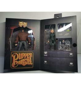 NECA Puppet Master Ultimate Pinhead & Tunneler Two-Pack