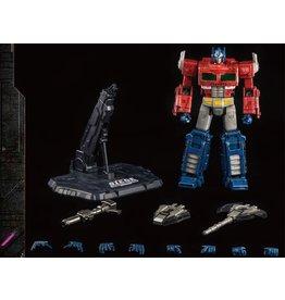 Threezero Transformers: War for Cybertron Trilogy DLX Scale Collectible Series Optimus Prime