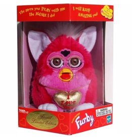 Hasbro Furby - A Furby Valentine's Day Story (Special Limited Edition)