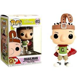 Funko POP! Disney: Doug - Quailman Exclusive