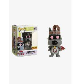 Funko POP! Disney: Doug - Quaildog Exclusive