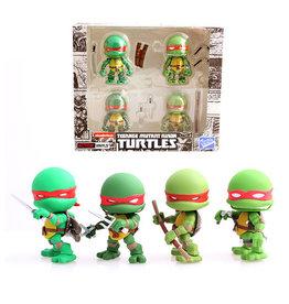 The Loyal Subjects Teenage Mutant Ninja Turtles Original Comic Action Vinyl Figures 4-Pack - 2015 San Diego Comic-Con Exclusive