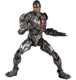 McFarlane Toys Justice League (2021) DC Multiverse Cyborg Action Figure
