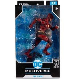 McFarlane Toys Justice League (2021) DC Multiverse The Flash Action Figure