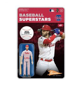 ReAction MLB Supersports Figure Wave 2 - Bryce Harper (Philadelphia Phillies)