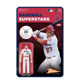 Super7 MLB Supersports Figure Wave 2 - Mike Trout (Los Angeles Angels)