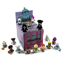 kidrobot Futurama Good News Everyone Blind Box Mini Figure Series