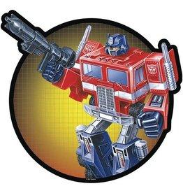 Icon Heroes Transformers Optimus Prime Retro Mouse Pad