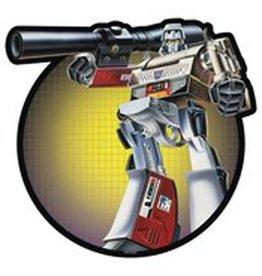 Icon Heroes Transformers Megatron Retro Mouse Pad