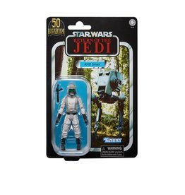 Hasbro Star Wars Lucasfilm 50th Anniversary Vintage Collection Return of the Jedi AT-ST Driver Walmart Exclusive
