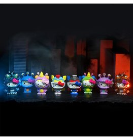 "kidrobot Hello Kitty Kaiju 3"" Mini Series (Random Figure)"