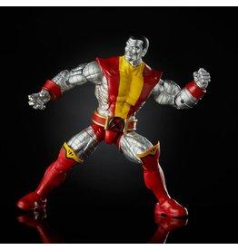 Hasbro Marvel Comics 80th Anniversary Marvel Legends Colossus & Juggernaut Two-Pack
