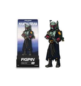 Figpin The Mandalorian FiGPiN #734 Boba Fett