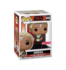 Funko Funko POP! Star Wars: The Bad Batch - Omega