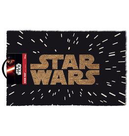 Pyramid Star Wars Logo Door Mat