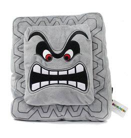 Little Buddy Super Mario Bros. Thwomp Plush Pillow