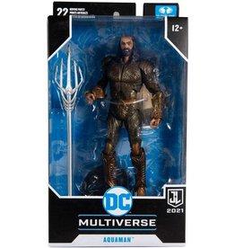 McFarlane Toys Justice League (2021) DC Multiverse Aquaman Action Figure