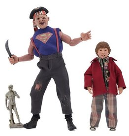 NECA Goonies Sloth and Chunk 8-Inch Scale Clothed Action Figure 2-Pack