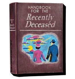 Aquarius Beetlejuice Handbook Funky Chunky Magnet