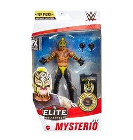 mattel WWE Top Picks 2021 Rey Mysterio Elite Action Figure
