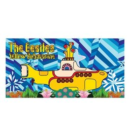 Factory Entertainment The Beatles - Yellow Submarine Beach / Bath Towel