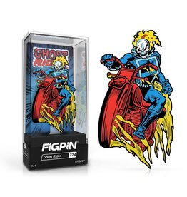 Figpin Marvel Comics Ghost Rider FiGPiN Classic Enamel Pin