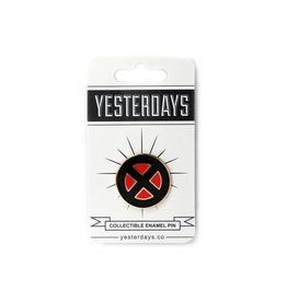 Yesterdays Yesterday's Mutant Academy Enamel Pin