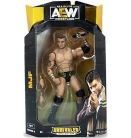 jazwares AEW Unrivaled Collection MJF