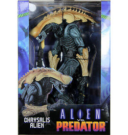 NECA Alien vs. Predator Arcade Chrysalis Alien Figure