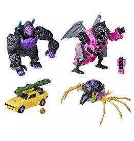 Hasbro Transformers Buzzworthy Bumblebee Worlds Collide Multipack