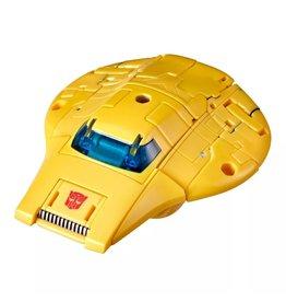 Hasbro Transformers Buzzworthy Bumblebee War for Cybertron Deluxe Origin Bumblebee