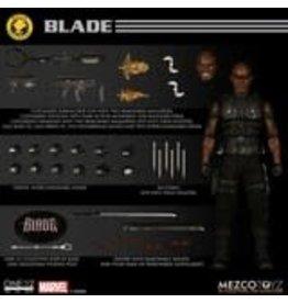 Mezco Marvel One:12 Collective Blade Exclusive Action Figure [MDX Edition]
