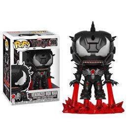 Funko Pop! Marvel: Venom Series - Venomized Iron Man
