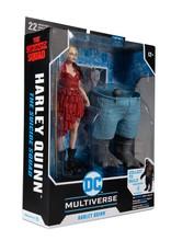 McFarlane Toys DC Build-A Wave 5 Suicide Squad Movie Harley Quinn Action Figure