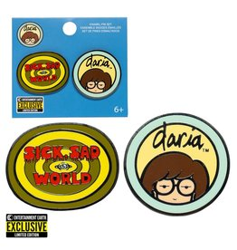 Loungefly Daria Enamel Pins 2-Pack - Exclusive