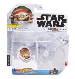 Hot Wheels Star Wars Hot Wheels Starships - The Mandalorian The Child (Force Wielding)