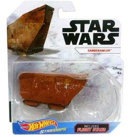 Hot Wheels Star Wars Hot Wheels Starships - Sandcrawler