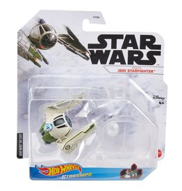 Hot Wheels Star Wars Hot Wheels Starships - Yoda's Jedi Starfighter