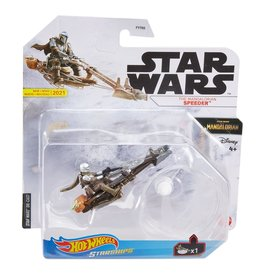 Hot Wheels Star Wars Hot Wheels Starships - The Mandalorian Speeder