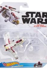 Hot Wheels Star Wars Hot Wheels Starships - Republic Attack Gunship