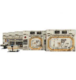 Extreme-Sets Extreme Sets: Sector 7 Docking Bay 1/12 Scale Pop-Up Diorama