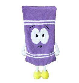 "kidrobot SOUTH PARK TOWELIE 24"" REAL TOWEL BY KIDROBOT"